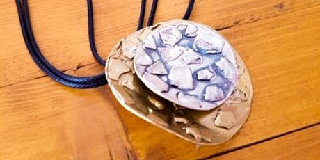 Introduction to Metal smithing - Upcycling Jewellery workshop BRISBANE tickets