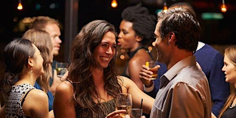 Speed Friending: Meet ladies & gents quickly! (21-45)(FREE Drink/Hosted)BE Tickets