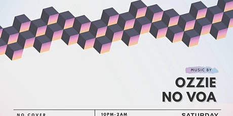 Frequency presents Ozzie and No Voa tickets