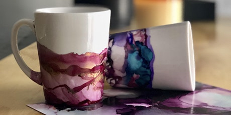 Marbled Mugs Workshop tickets