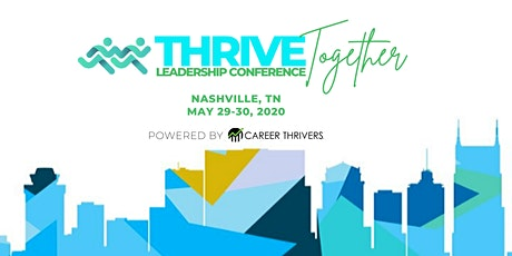 Thrive Together Leadership Con 2020 tickets