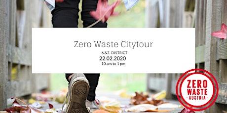 Zero Waste City Tour 6th&7th district Tickets