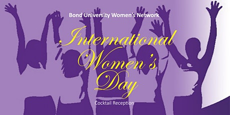 BUWN International Women's Day Cocktail Reception tickets
