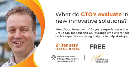 What do CTO's evaluate in  new innovative solutions? tickets