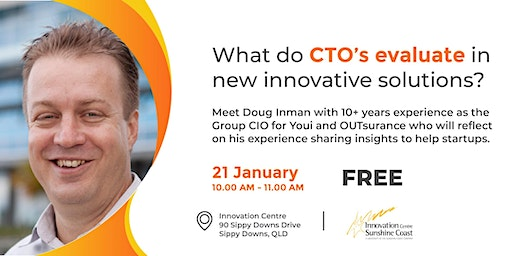 What do CTO's evaluate in  new innovative solutions?