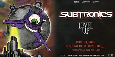 Subtronics at HB Social Club