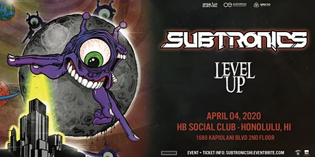 Subtronics at HB Social Club tickets