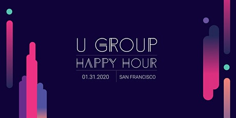 U Group - Happy Hour (networking, food, drinks, and games!) tickets