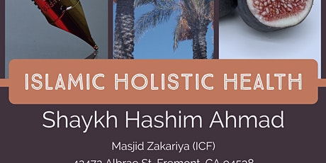Healthy Meaningful Lifestyle through Islamic Holistic Health tickets