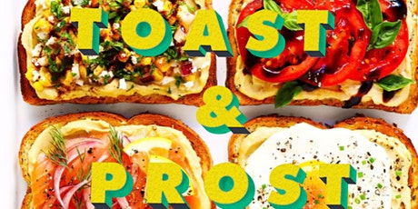 Harwood Collective Presents - Toast & Prost: A Pop Up Dinner Party  tickets