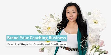 [LIVE WEBINAR] Branding Your Coaching Business tickets