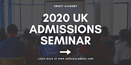 2020 UK Admissions Seminar tickets