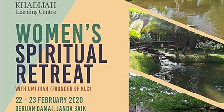 Women's Spiritual Retreat tickets
