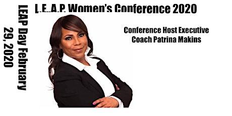 L.E.A.P. Women's  Conference 2020 tickets