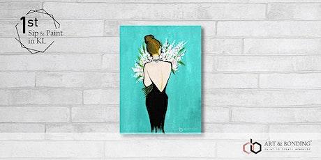 Sip & Paint Night : Miss Dior tickets