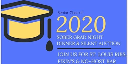 2020 Sober Grad Night Dinner & Auction