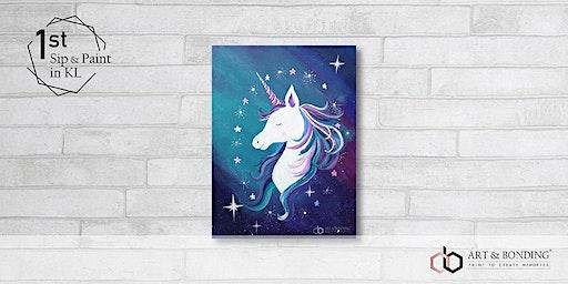 Sip & Paint Night : Unicorn Magic