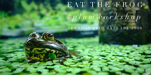 Plum Workshop : Eat The Frog
