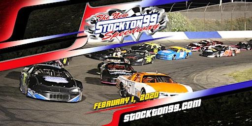 Stockton 99 Speedway - February 1, 2020