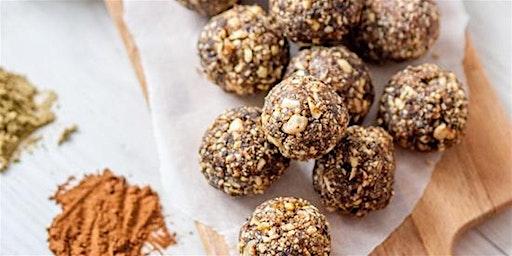 Weyburn Protein Ball Workshop- Healthy Snack Prep!