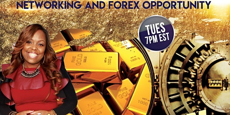 Networking & Forex 101 tickets