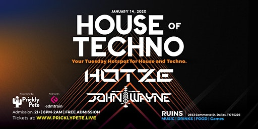 HOUSE of TECHNO