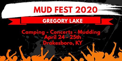 Mud Fest 2020 Gregory Lake