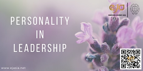 Personality in Leadership tickets