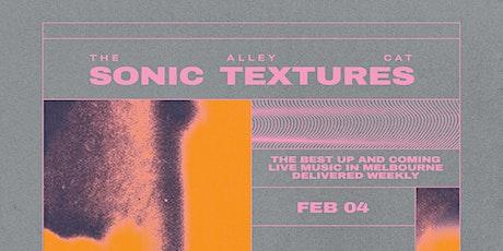 SKŸE + Velvet Bloom At Sonic Textures tickets