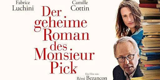 KINO: Der geheime Roman des Monsieur Pick
