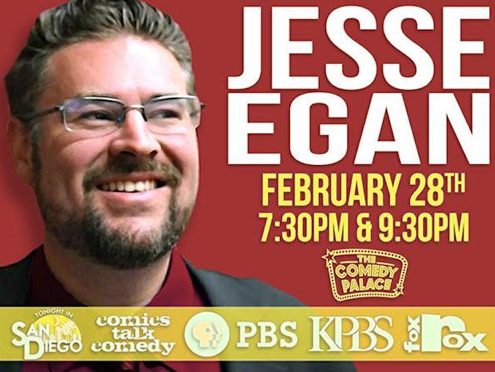 Jesse Egan image