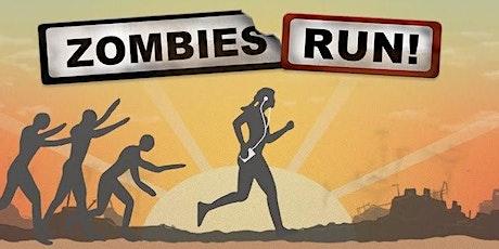 5K Zombie Run tickets
