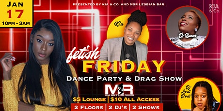 Fetish Friday Lesbian Party tickets