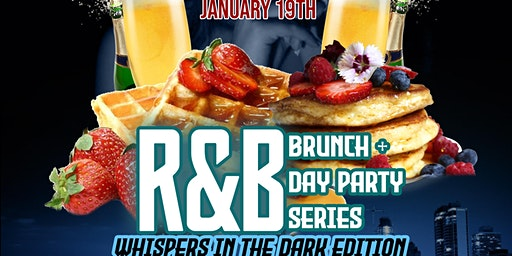 COME CHILL: R&B BRUNCH (DAY PARTY SERIES)