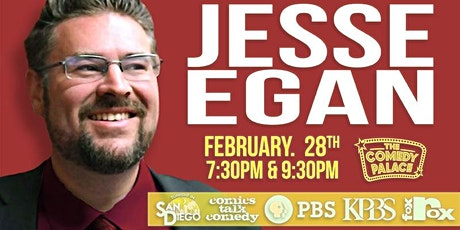 Jesse Egan tickets