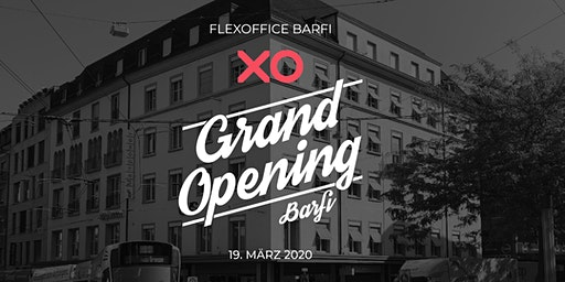 FlexOffice Barfi - Grand Opening