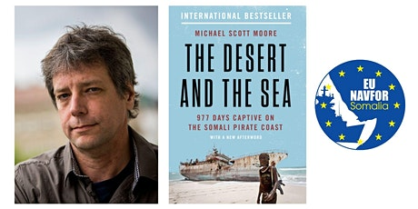 Surviving Somali pirates: a talk with author   MICHAEL SCOTT MOORE entradas