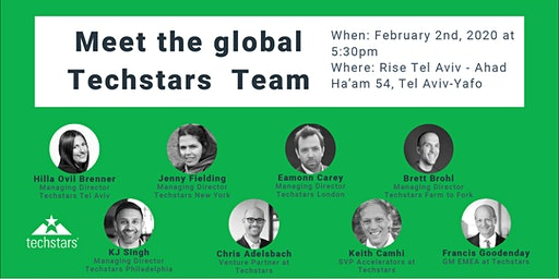 Meet the global Techstars team
