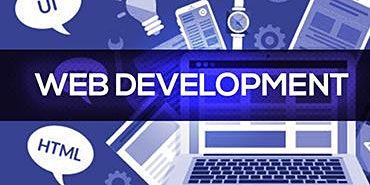 4 Weekends Web Development  (JavaScript, css, html) Training Sheffield