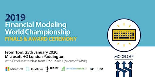 Financial Modeling World Championships (aka ModelOff)