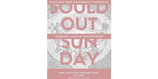 Soul'd Out Sunday