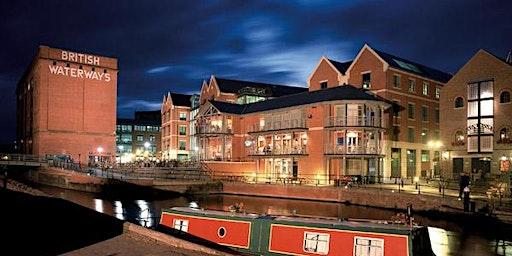 Enchanted Water Walking Tour of Nottingham Canal 2020