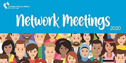 Network Meeting - Coffs Harbour 17/02/20