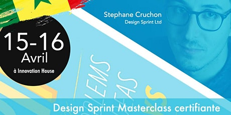Design Sprint Masterclass certifiante 2 jours - Google Design Sprint (UX) tickets