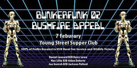 BunkerFunk 02 tickets