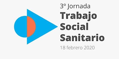 3ª Jornada Trabajo Social Sanitario entradas
