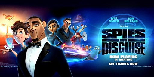 Spies in disguise (Sv. tal)