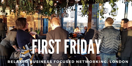 First Friday Business Focused Working Lunch, London tickets