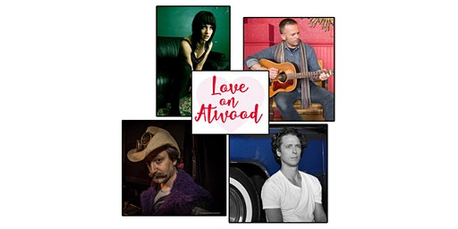 THRESHOLD Winter Sessions: LOVE ON ATWOOD: Josh Harty & singer/songwriters