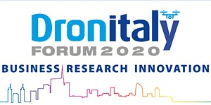 Dronitaly Forum 2020: business, research, innovation